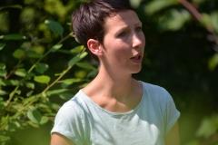 Führung mit Karoline Brunner / Sommer 2016 / Seidlhof